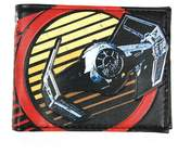Star Wars Wallet Red Bi-Fold New Licensed Gifts mw2qumstw