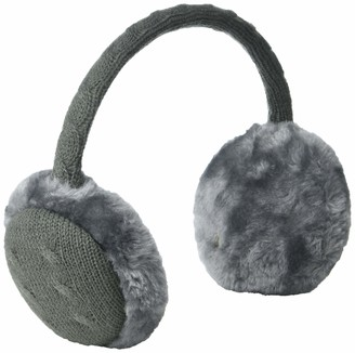 Collection XIIX Women's Earmuff Grey one Size