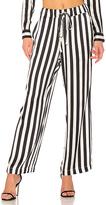 Anine Bing Striped Pajama Pant