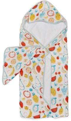 Loulou Lollipop Hooded Towel Set - Cutie Fruit