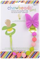 "Bed Bath & Beyond chewbeads® Butterfly ""Where's the Pacifier?"" Clip"