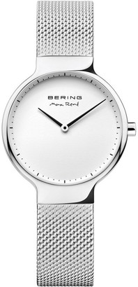 Bering Max Rene 15531-004 Mesh Strap Silver Watch