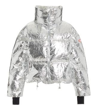 Cordova Mont Blanc Metallic Down Puffer Coat