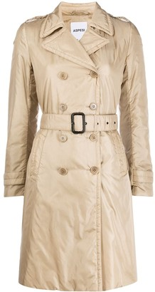 Aspesi Padded Trench Coat