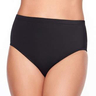 VANISHING ACT BY MAG HairIC BRANDS Vanishing Act By Magic Brands Slimming Control High Waist Swimsuit Bottom