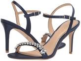 Badgley Mischka Stefanie (Navy) Women's Dress Sandals