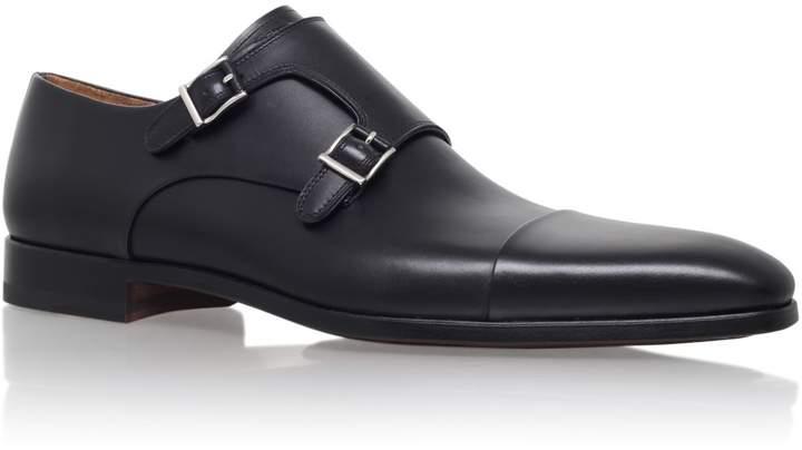Magnanni Half rs tc double monk shoe