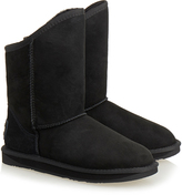 Australia Luxe Collective Black Cosy Classic Short Shearling Boot