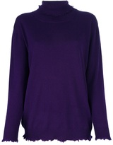 Tomas Maier Roll neck top