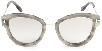 Tom Ford 52MM Cat Eye Sunglasses