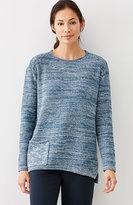 J. Jill Pure Jill Marled Sweater