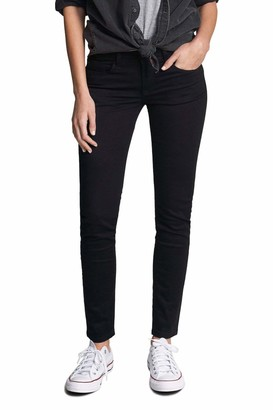 Salsa True Black Colette Jeans Very Slim Leg
