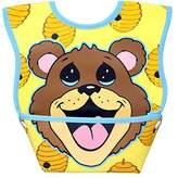 Dex Baby Dura-bib Big Mouth- 3-12 Months (Bear Cub) by