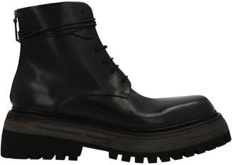 Marsèll Combat Lace-Up Boots