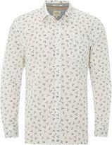White Stuff Gull Print Ls Shirt