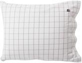 Lexington Company Lexington American Country Check Pin Point White/Grey Pillowcase -65x65
