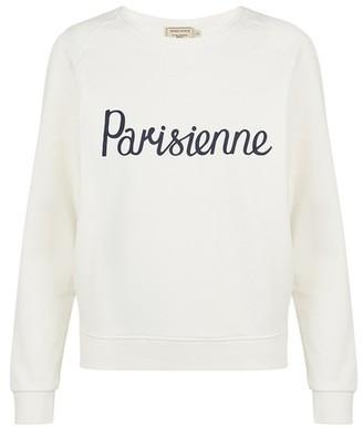 MAISON KITSUNÉ Parisienne sweatshirt