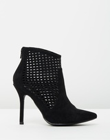 Spurr Val Stiletto Ankle Boots