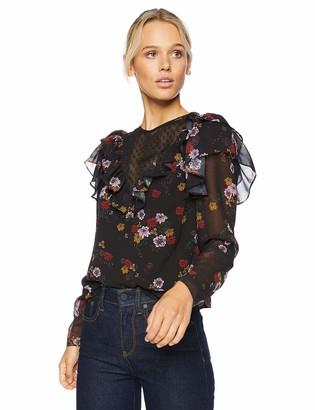 The Fifth Label Women's Keystone Long Sleeve Ruffle Top