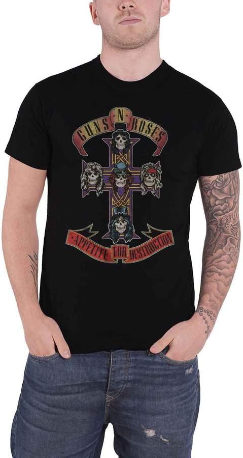3bab6ebab15 Guns N Roses T Shirt Mens - ShopStyle Canada