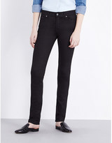 7 For All Mankind Rozie super-skinny high-rise jeans