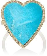 Jennifer Meyer Women's Heart Ring