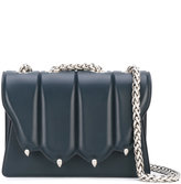 Marco De Vincenzo Pawl shoulder bag - women - Calf Leather - One Size