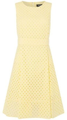 DKNY Occasion Occasion Sleeveless Band Dress