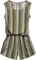 ACEVOG Women's Ladies Clubwear Playsuit Party Casual Jumpsuit Romper XL