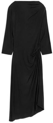 Arket Asymmetric Dress