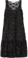 MICHAEL Michael Kors Sequin-embellished Tulle Dress - large