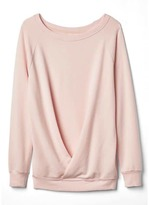 Gap Maternity twist-front pullover