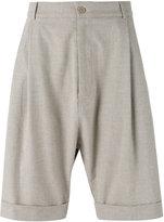 Henrik Vibskov Bloom shorts - men - Polyester/Spandex/Elastane/Viscose - L