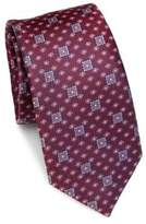 Saks Fifth Avenue COLLECTION Diamond Square Silk Tie