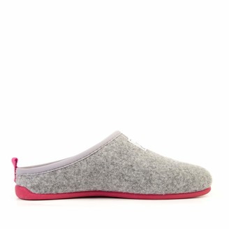 D.Franklin Unisex Pascui pet Bottle Felt Slippers