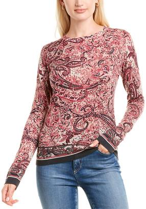 Max Mara Re Wool & Silk-Blend Sweater