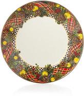 Mackenzie Childs MacKenzie-Childs Evergreen Dinner Plate