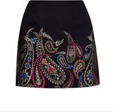 Ted Baker Aziah Treasured Trinkets mini skirt