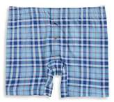 Tommy Bahama Plaid Boxer Brief