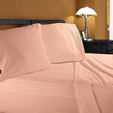 Velvet Touch Luxurious 3-Piece Bed sheet Set, Twin, Baby Pink