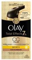 Olay Total Effects 7in1 Fair to Medium CC Cream 50ml