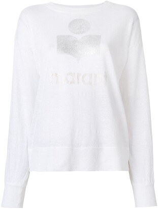 Etoile Isabel Marant Kilsen long sleeve T-shirt