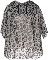 Moschino Cheap & Chic MOSCHINO CHEAP AND CHIC Overcoats - Item 41741688