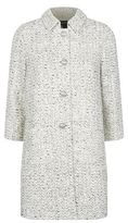 St. John Safari Tweed Coat