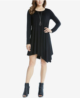 Karen Kane Ellie Asymmetrical Shift Dress