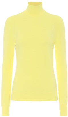 Bottega Veneta Stretch mockneck top