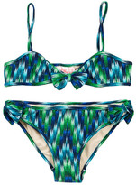 Milly Minis Sagaponack Two Piece Bikini Swimsuit (Big Girls)