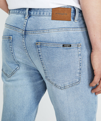 Insight Pistol Jeans Break Blue