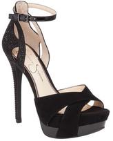 Jessica Simpson Women's Wendah Platform Ankle-Strap Sandal