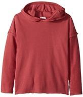 Splendid Littles Hoodie with Reversible Fabric Boy's Sweatshirt
